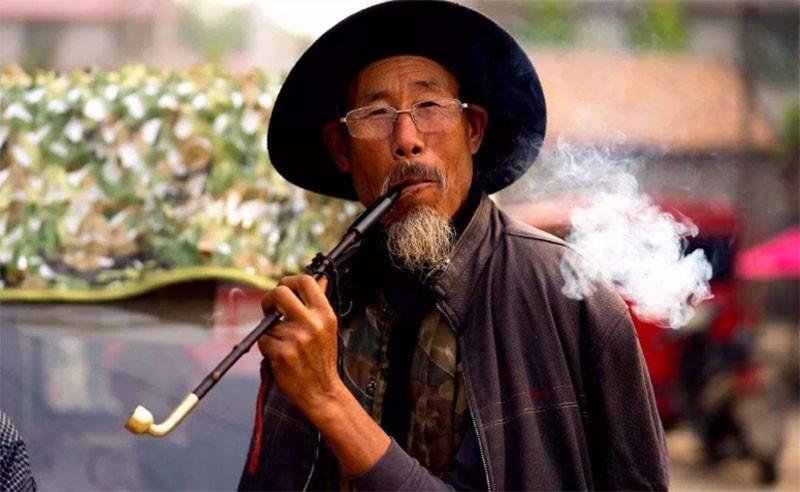 为什么会有老人味?老人抽烟