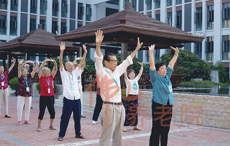 佛山养老院收费标准,广东泰成逸园养老院