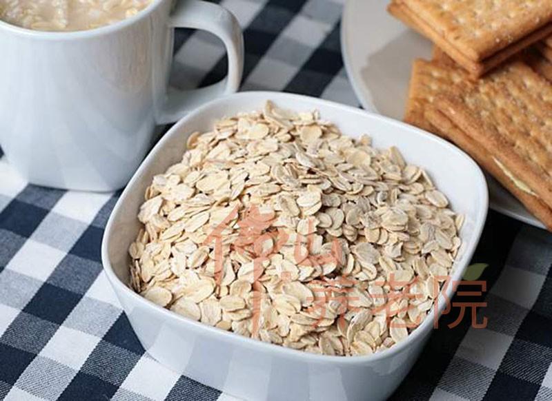 秋季养生粥,玉米燕麦片