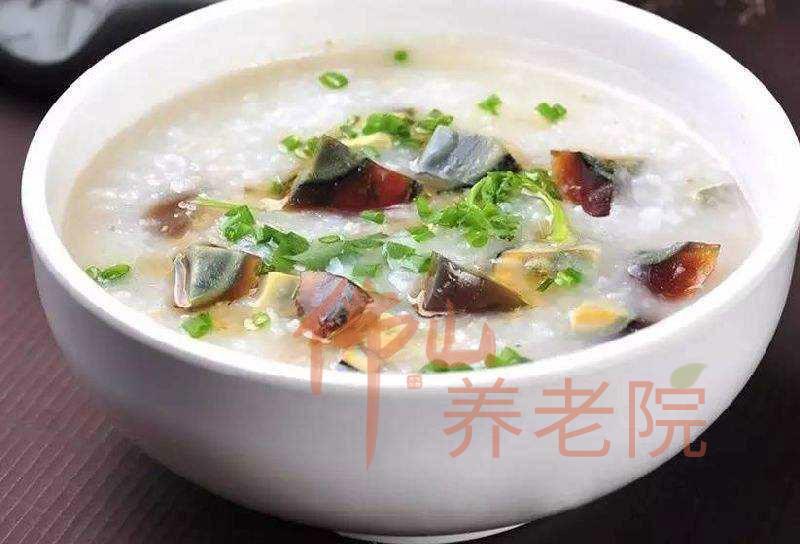 秋季养生粥,猪肝粥