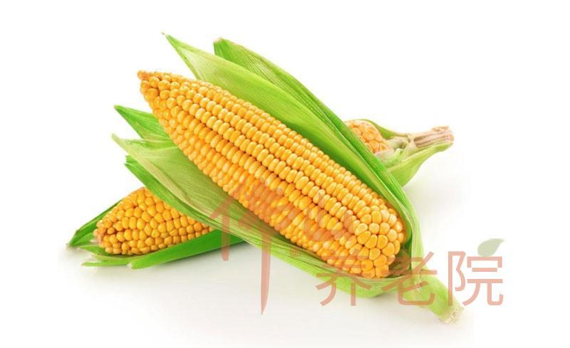 老人养生五谷杂粮之玉米